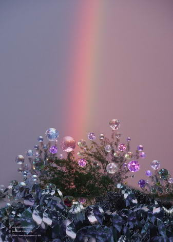 Осаждение радуги (колористика - 4)